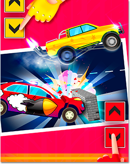 2 Player Car Race Games