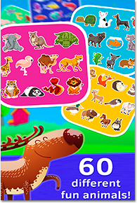 Baby Wooden Puzzles Animals