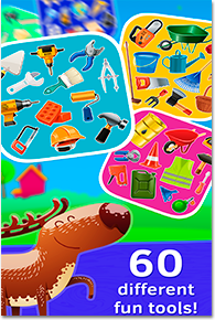 House Tools Puzzles