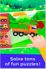Truck Puzzles