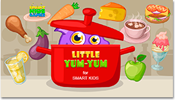 LITTLE MONSTERS YUM-YUM FREE